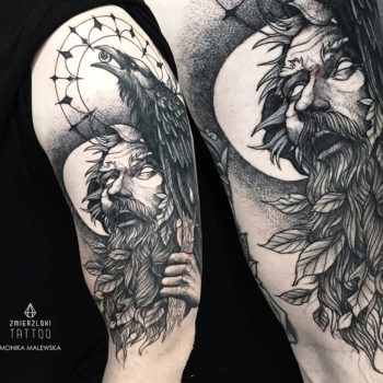 monika-malewska-old-man-tattoo
