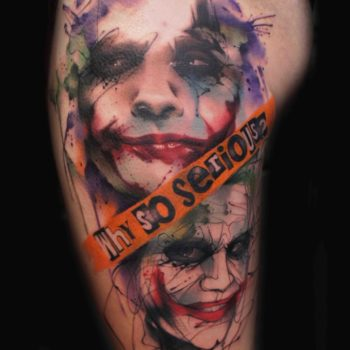 Jay-Freestyle-Joker-tattoo