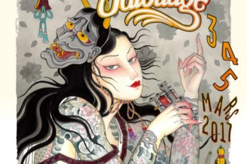 mondial tatouage 2017