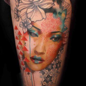 Jay-Freestyle-Geisha-tattoo-2