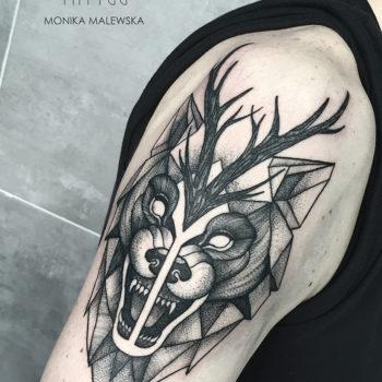 monika-malewska-wolf-tattoo
